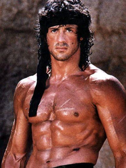 Sylvester-Stallone-Body